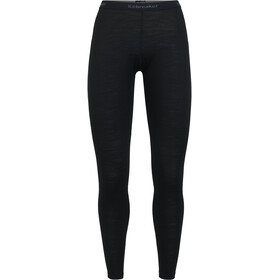 Icebreaker 150 Zone Leggings Dames, black/mineral